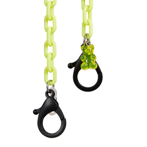 Mask Chain 22 Neon Yellow