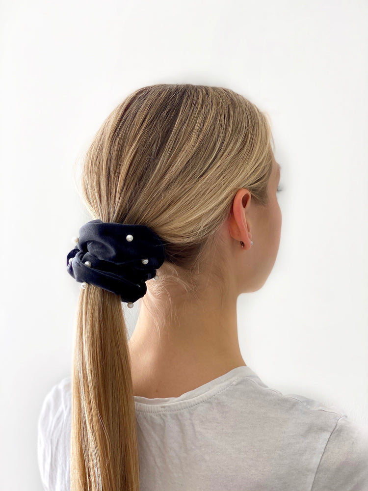VP Scrunchie Navy