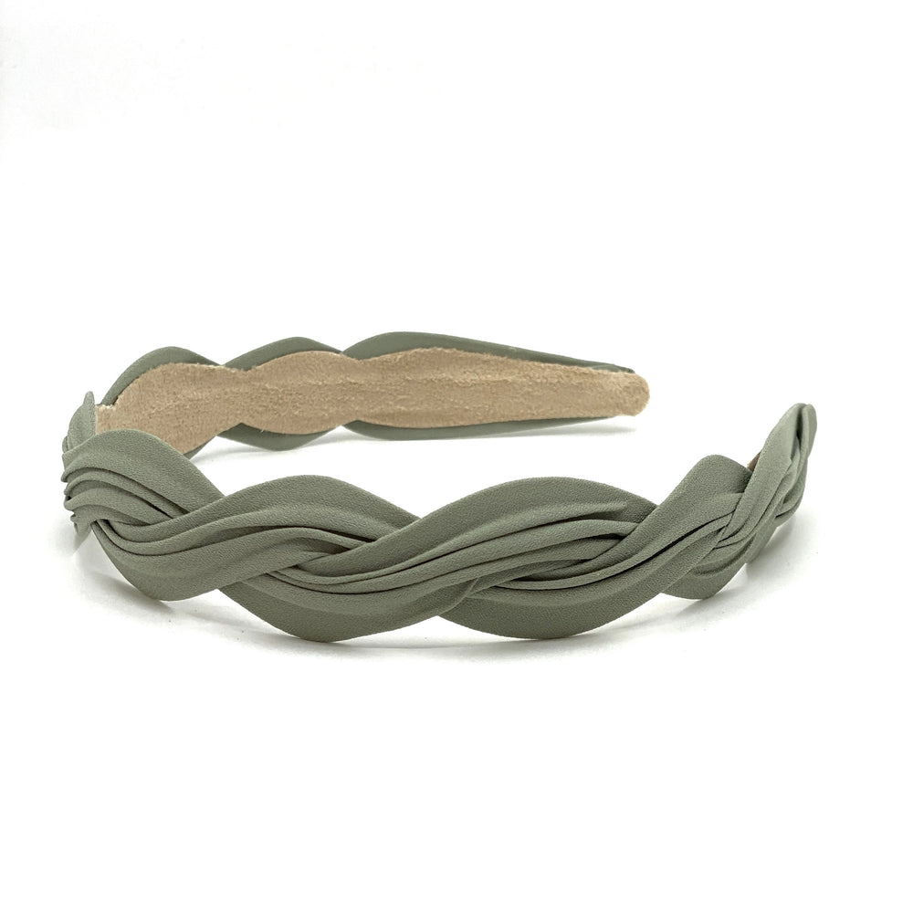 Braided Band Mint