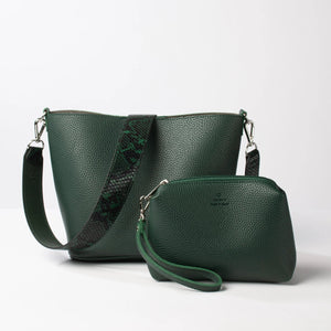Bucket Dark Green