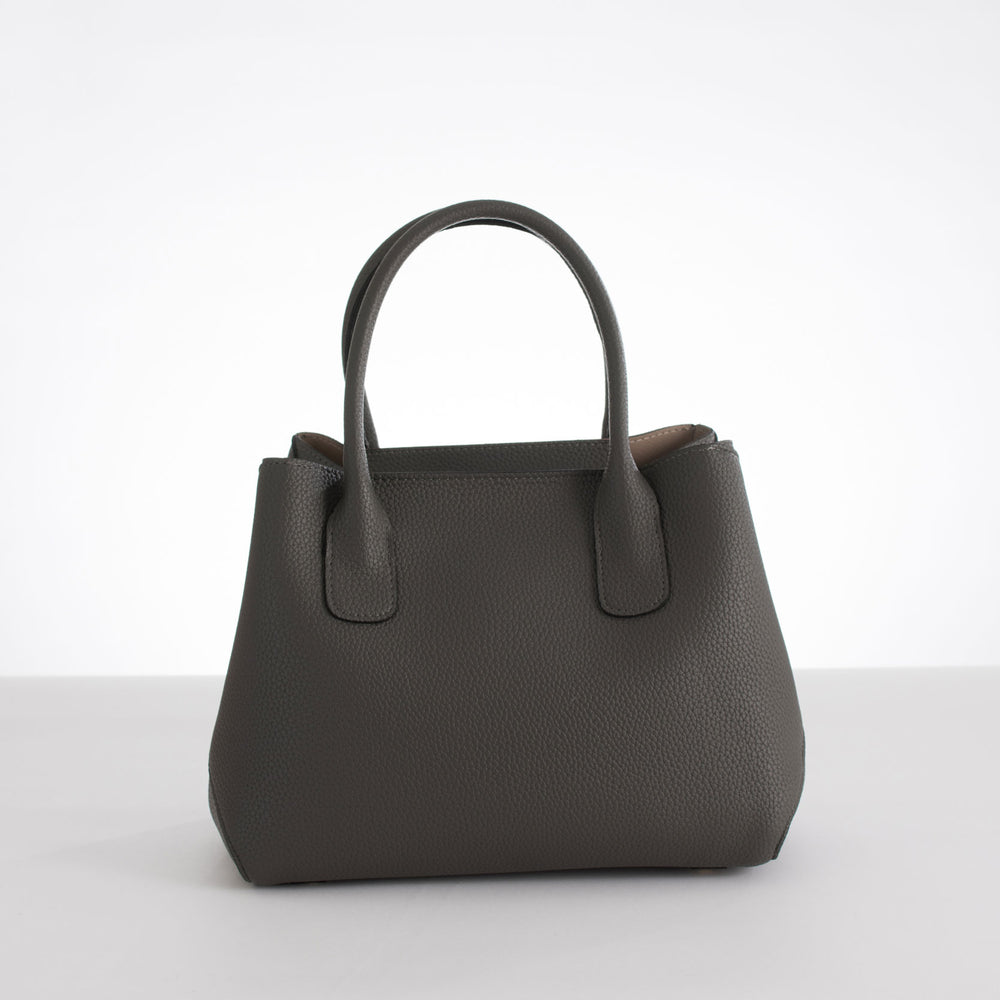 Park Tote in Dark Grey