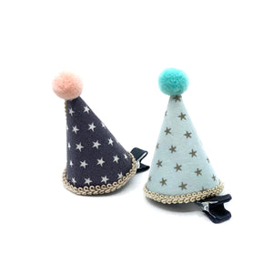 Party Hat Navy