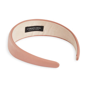 Band 2 Vegan Leather Dusty Rose