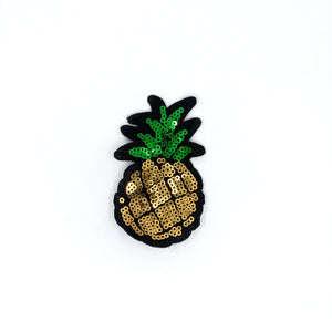 Badge Fruit Pineapple