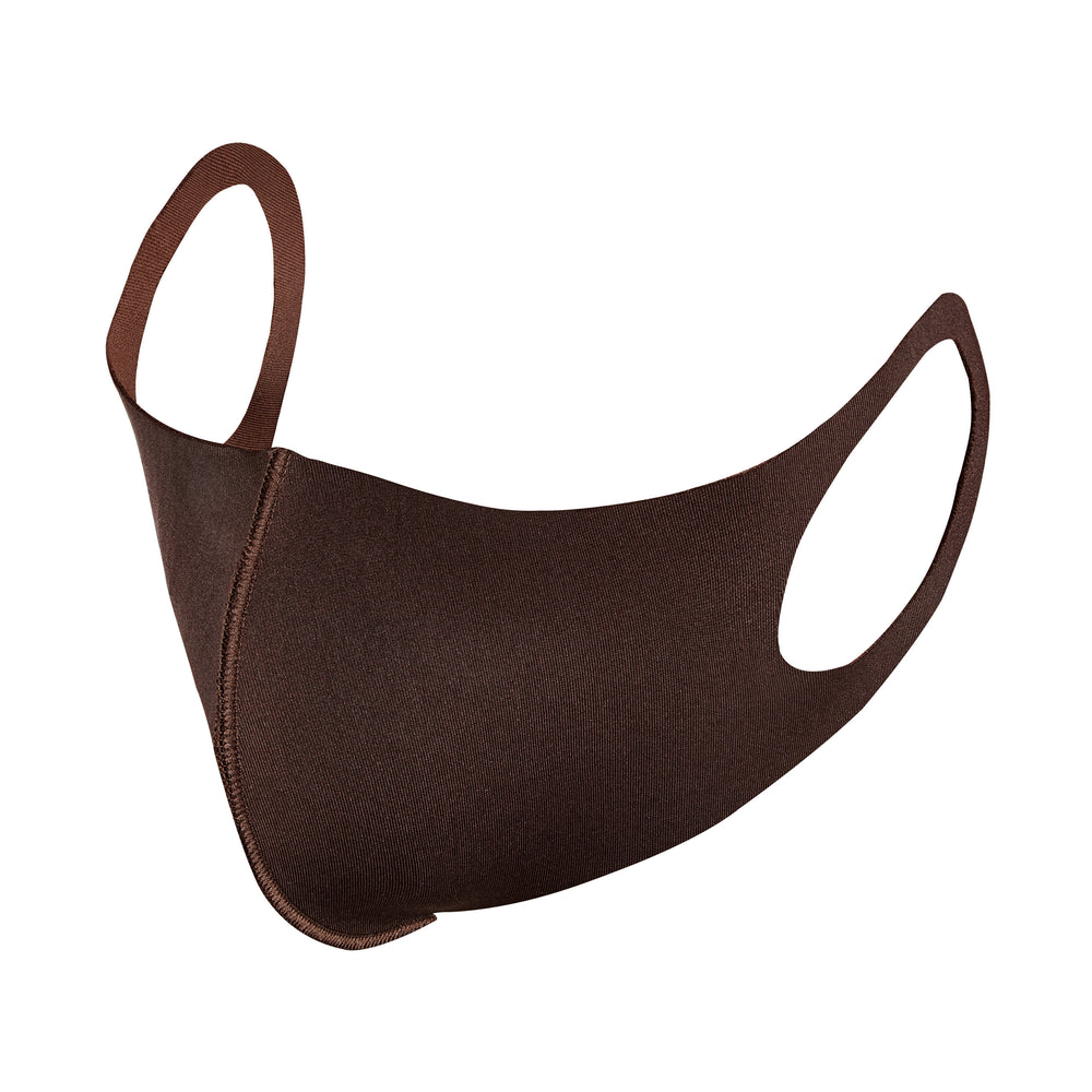 Mask Social Brown