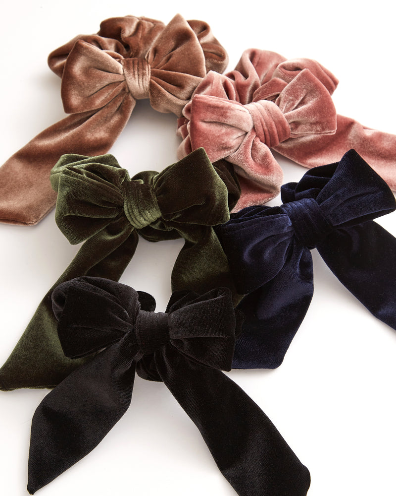 VB Scrunchie Navy