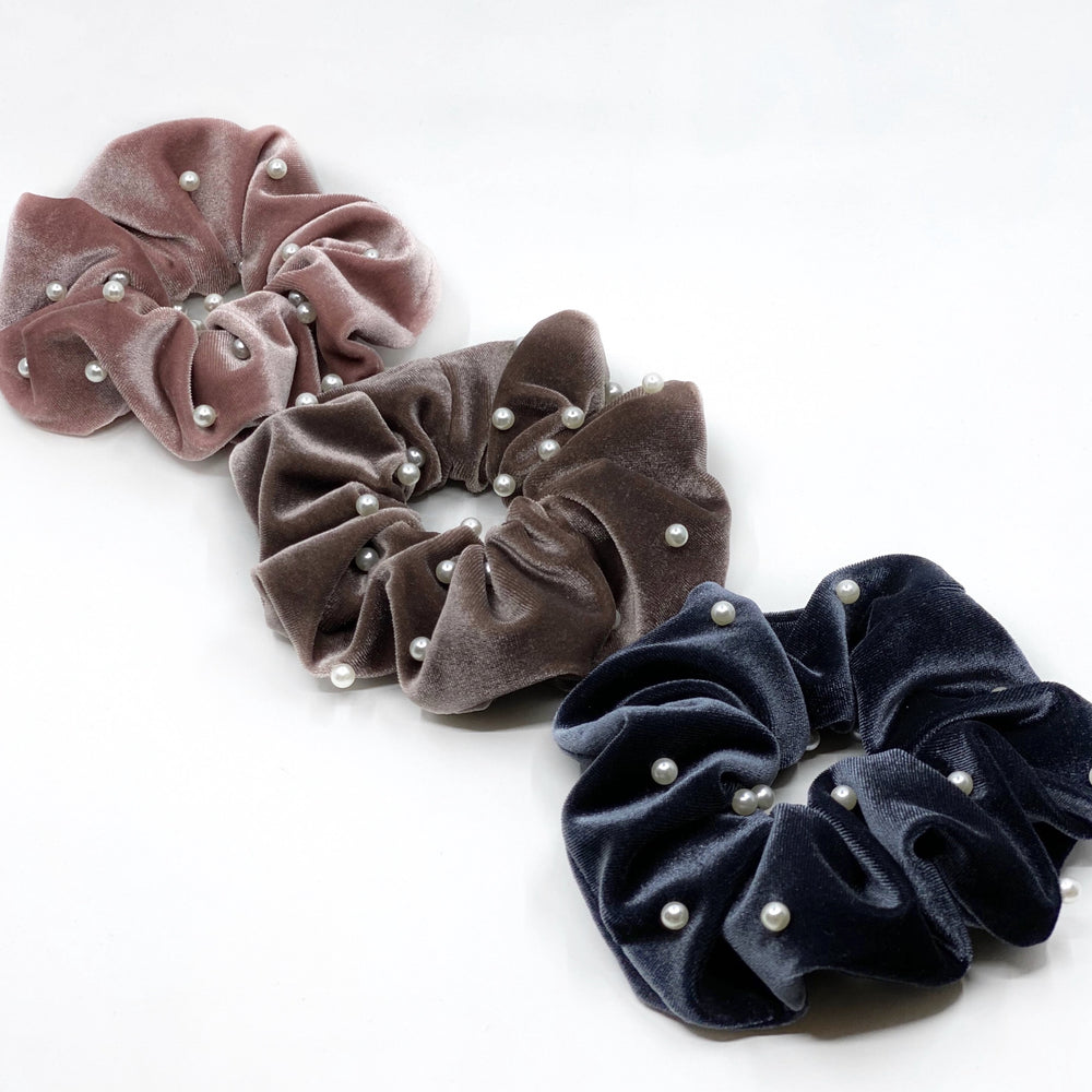 VP Scrunchie Dusty Rose