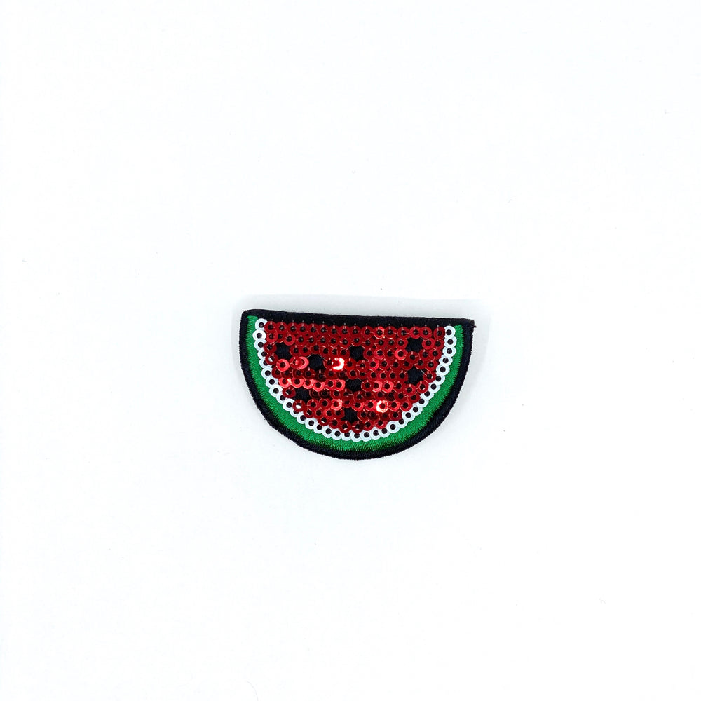 Badge Fruit Watermelon