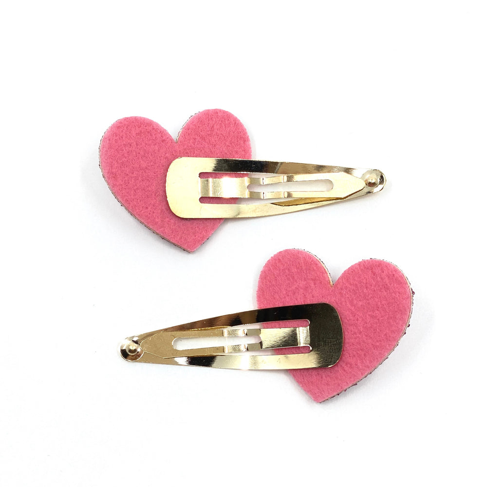 Heart Series: Pink Pin Set