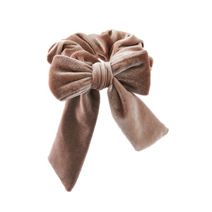 VB Scrunchie Light Taupe