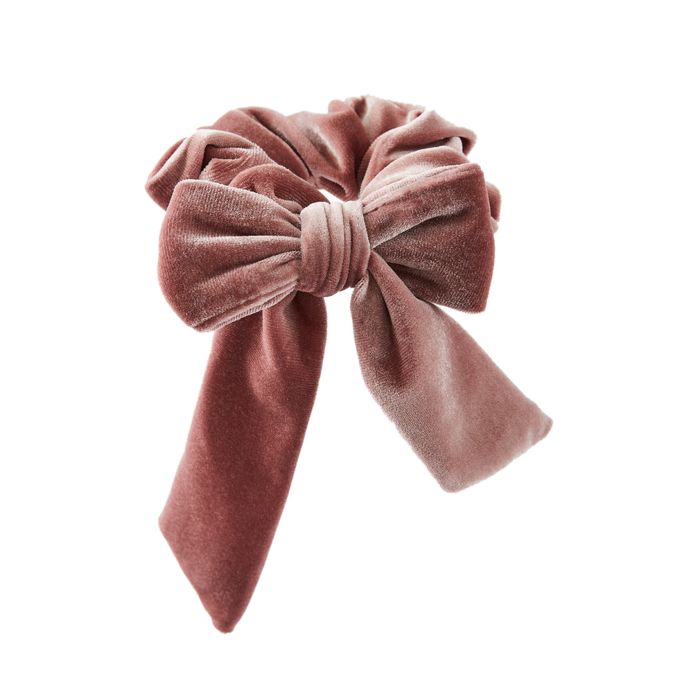 VB Scrunchie Dusty Rose