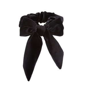VB Scrunchie Black