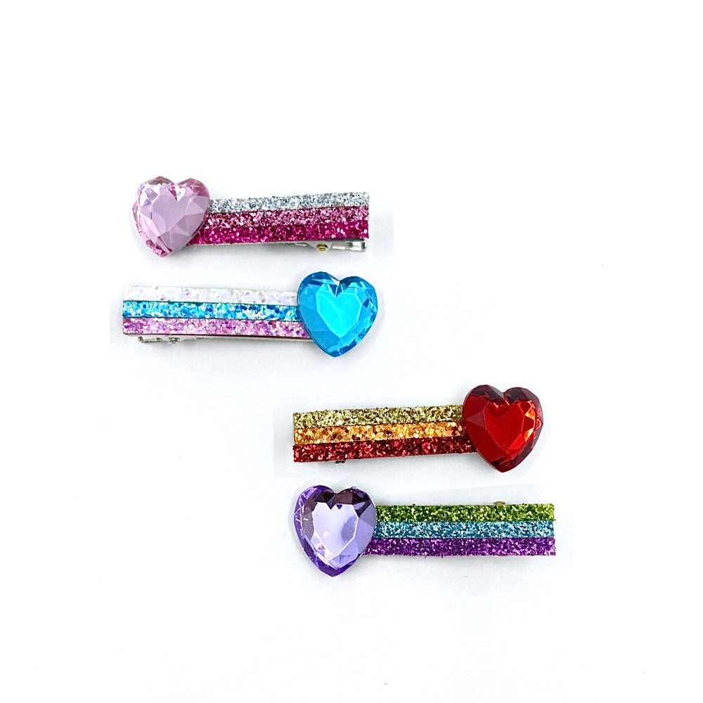 Heart Rainbow Set 1