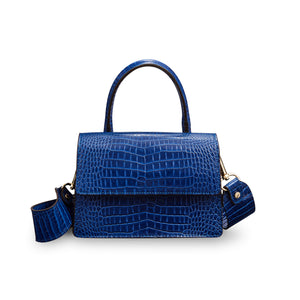 Mini Croc Bright Blue