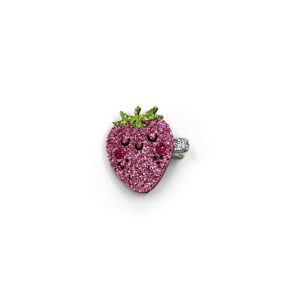 Badge Fruit Series: Strawberry