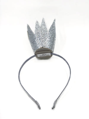 Band Crown Silver