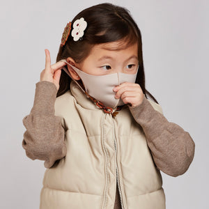 Mask Social Child Beige