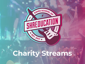 Shreducation Charity Events