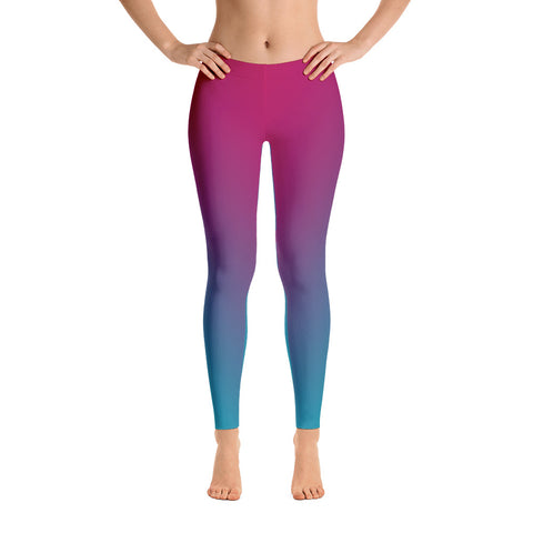Shreducation Gradient Leggings