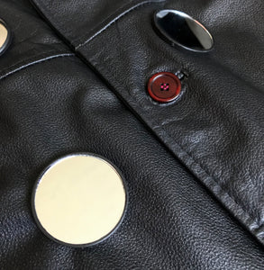 Automobile Leather Jacket