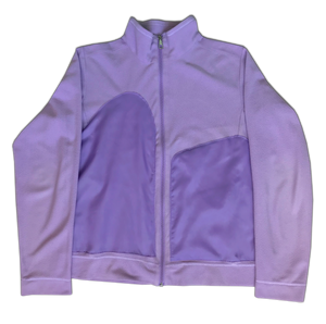 Chiveskella Purple Track Jacket