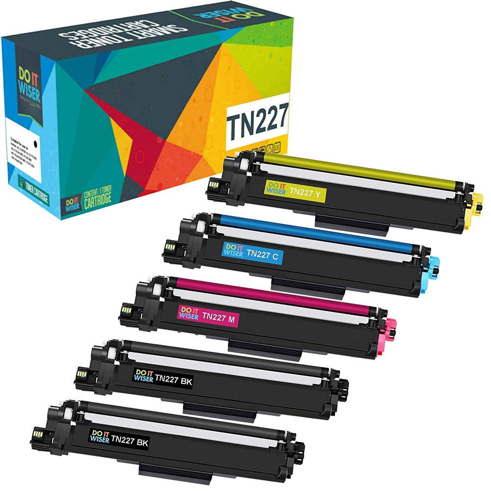 Brother MFC L3770CDW Toner 5pack High Yield