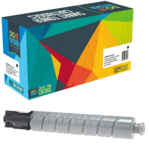 Ricoh Aficio MP C6003 Toner Black High Yield