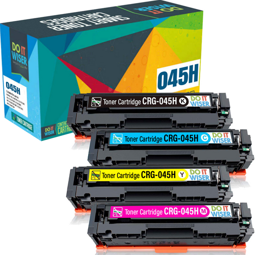 Canon imageCLASS LBP612cdw Toner Set High Yield