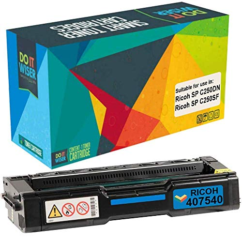 Ricoh SPC250SF Toner Cyan High Yield