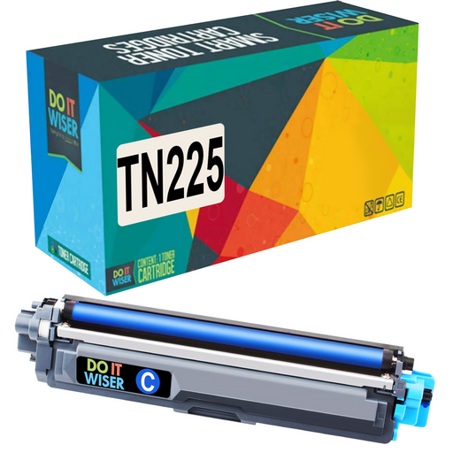Compatible Brother MFC-9340CDW Toner Cyan High Yield by Do it Wiser