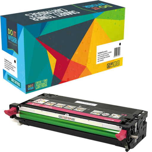 Dell 3110 Toner Magenta High Yield