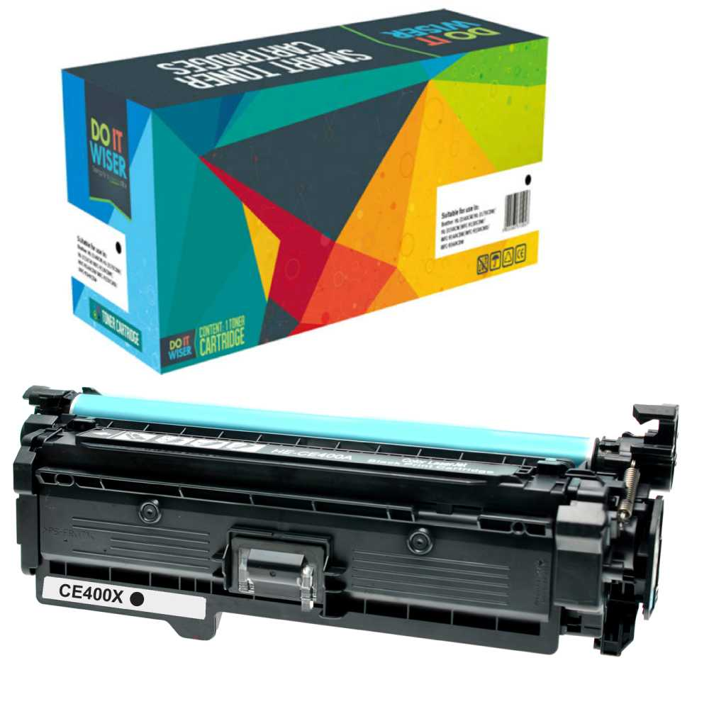HP LaserJet Enterprise 500 Color M551 Toner Black High Yield