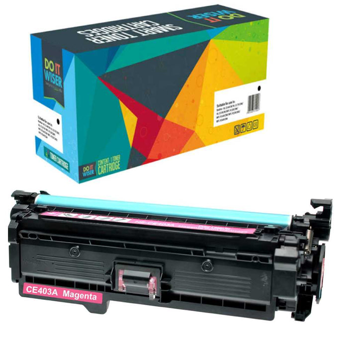 HP LaserJet Enterprise 500 Color M551dn Toner Magenta High Yield
