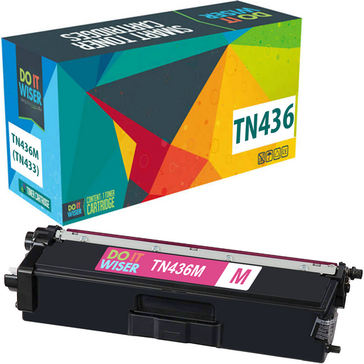 Brother TN436 Toner Magenta Extra High Yield
