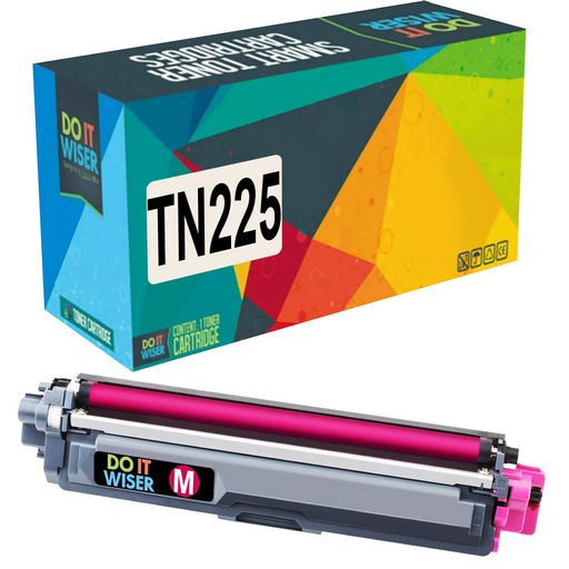 Compatible Brother MFC-9130CW Toner Magenta High Yield by Do it Wiser