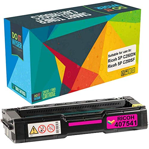 Ricoh SP C250DN Toner Magenta High Yield