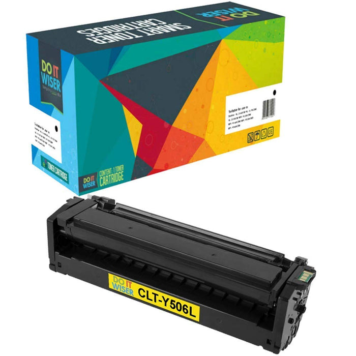 Samsung CLP 680DW Toner Yellow High Yield