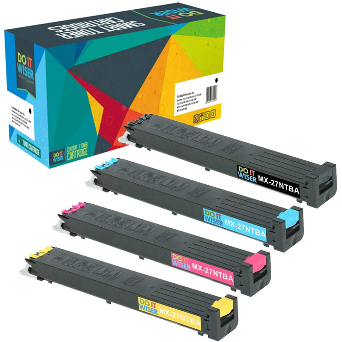 Sharp MX 27NT Toner Set