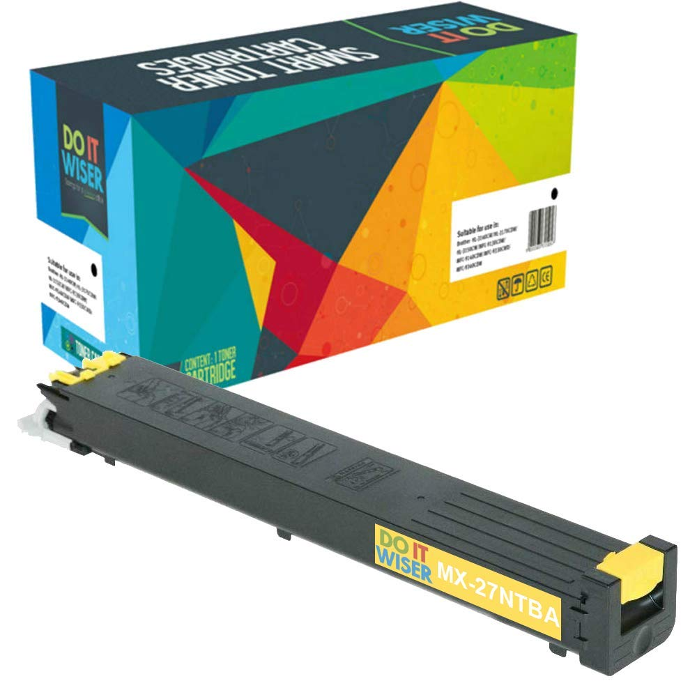 Sharp MX 2700N Toner Yellow