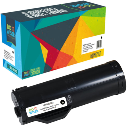 Xerox Phaser 3610 Toner Black High Yield