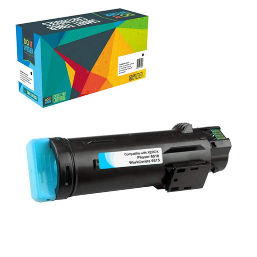 Xerox Phaser 6510DNI Toner Cyan High Yield