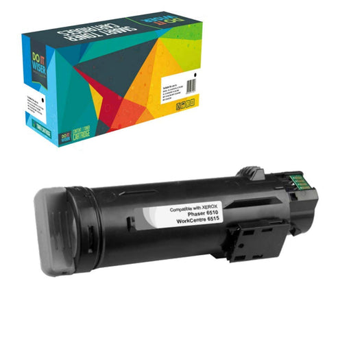 Xerox Phaser 6510DNM Toner Black High Yield