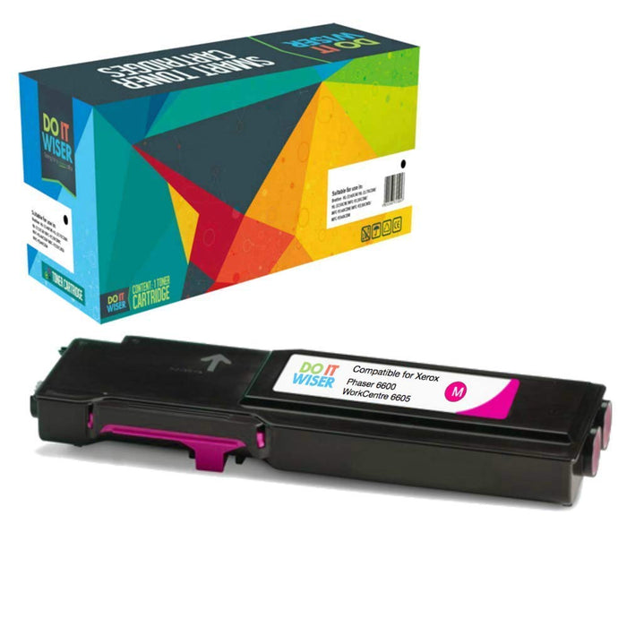Xerox WorkCentre 6605dn Toner Magenta High Yield