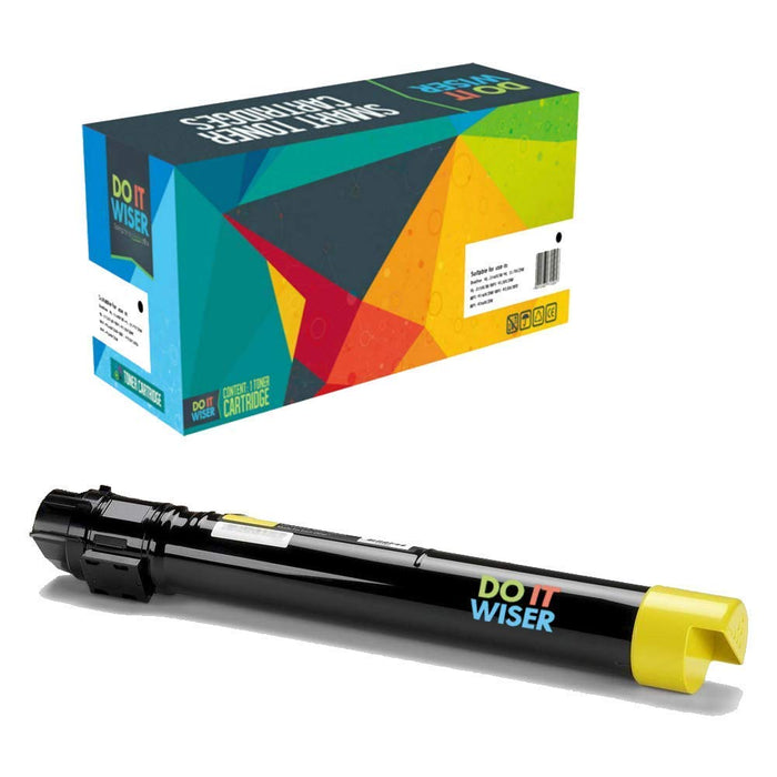 Xerox WorkCentre 7525 Toner Yellow High Yield