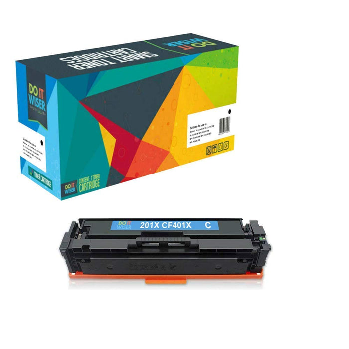 HP MFP M277dw Toner Cyan High Yield
