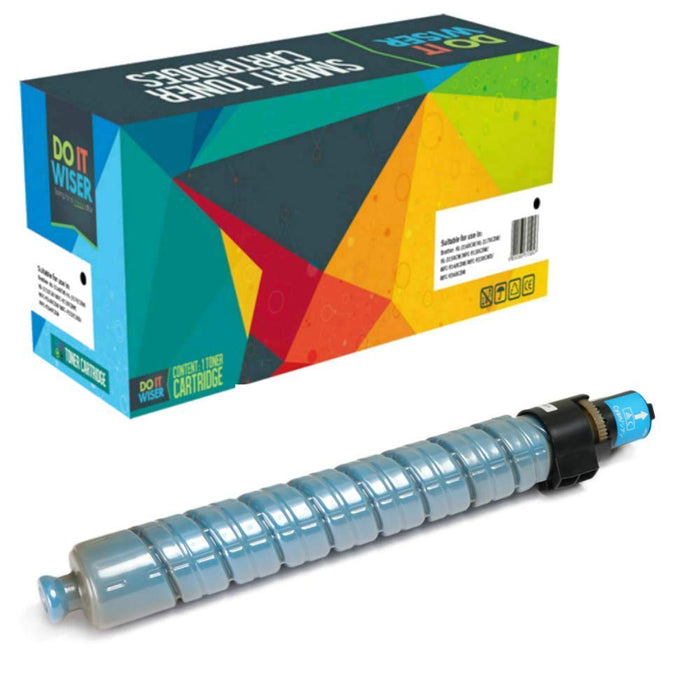 Ricoh Aficio MP C3500 Toner Cyan High Yield