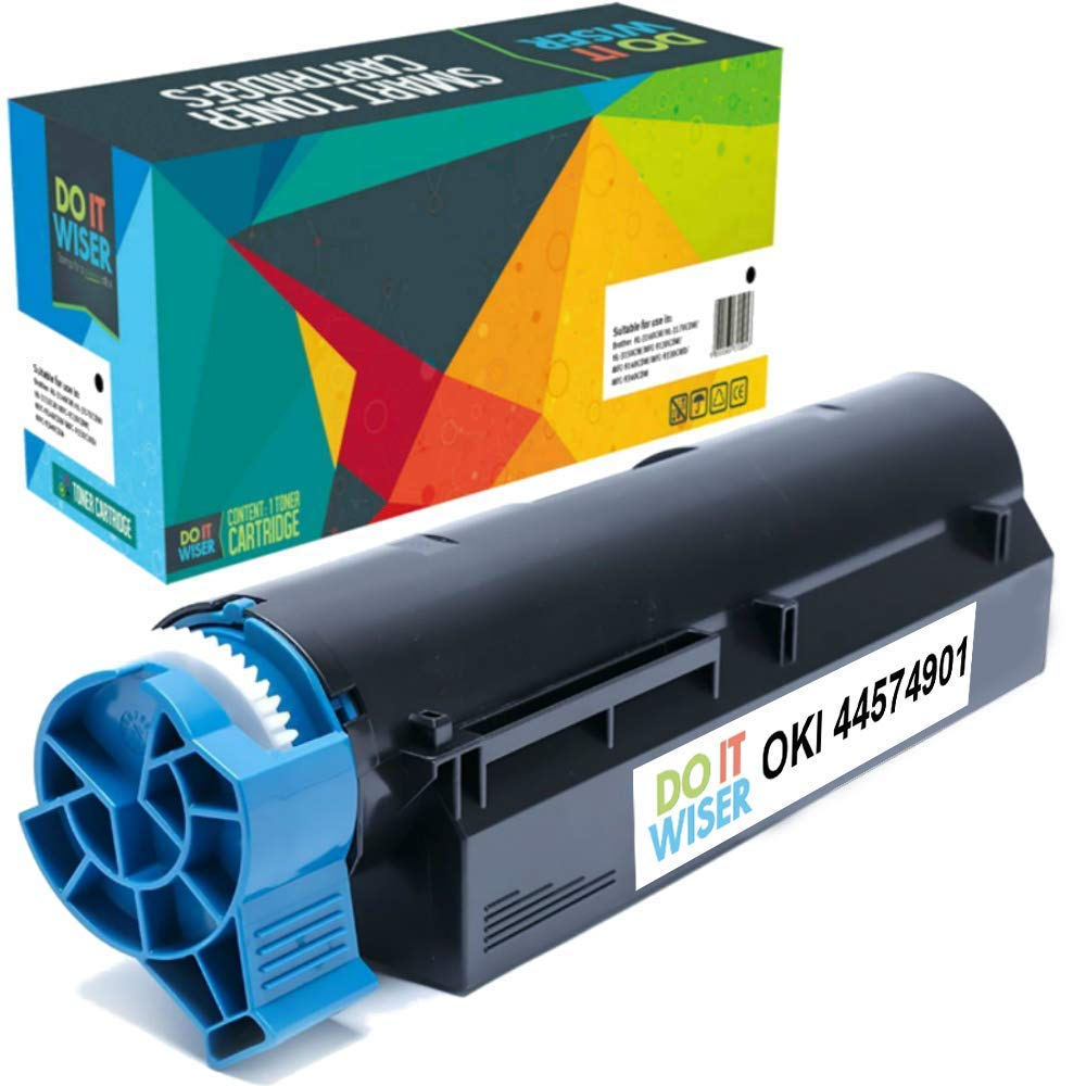 OKI B411D Toner Black High Yield