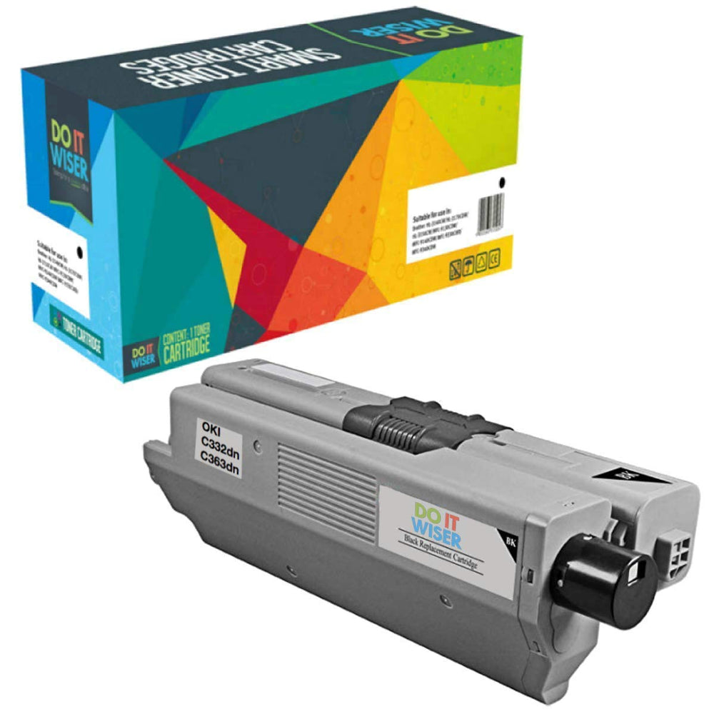 OKI C332dn Toner Black High Yield
