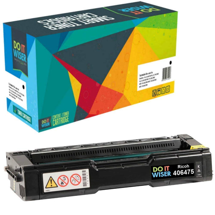Ricoh SP C312DN Toner Black High Yield