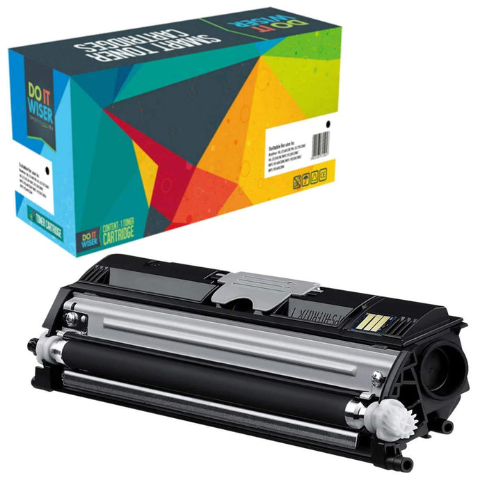Konica Minolta Magicolor 1600w Toner Black Extra High Yield